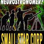Small Star Corp poster / movie prop  Graphics by Martin Scott (Phoenix AZ)