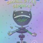 Small Star Seminar Poster Design by D. Forest Gamble of Asheville, NC