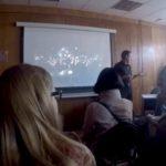 Санкт-Петербургская школа нового кино Saint Petersburg New Cinema School.  Saint Petersburg, Russia. 2017